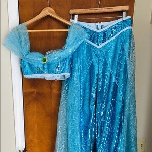 High Quality Princess Jasmine Costume